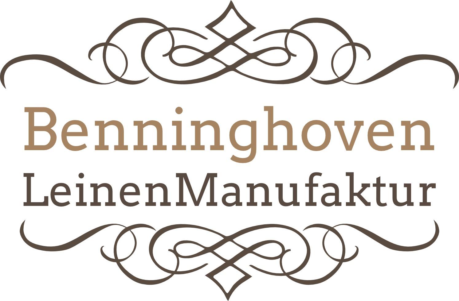 Logo Benninghoven Leinen Manufaktur