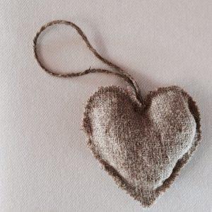 Lavendel-Anhänger Herz | 190