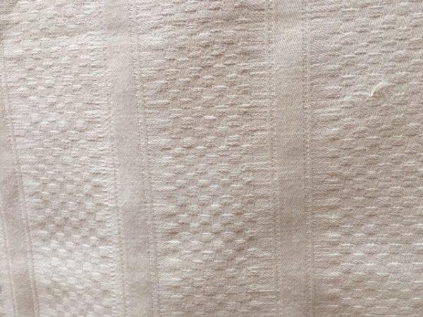 Leinen-Handtuch weiß 874. Leinen-Geschirrtuch, Tischläufer