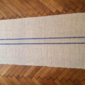 Leinen-Teppichläufer | 624