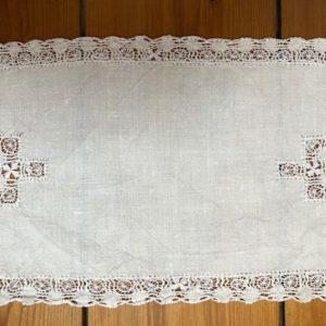 Leinen-Tischdeckchen | 2056
