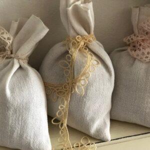 Lavendel-Säckchen mit Spitze | 2225