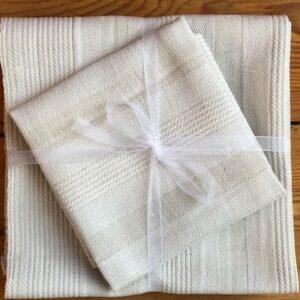 Geschenkset 2 Leinen-Handtücher | 2242