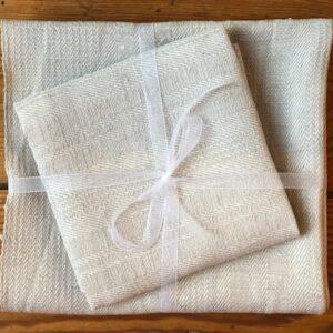 Geschenkset 2 Leinen-Handtücher | 2243