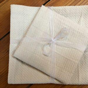 Geschenkset 2 Leinen-Handtücher | 2256